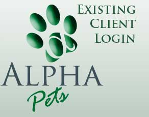 login to alpha pets